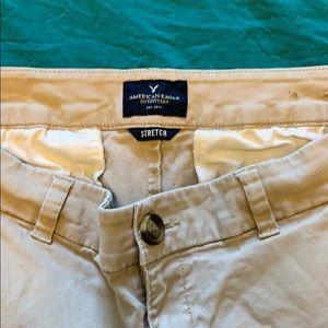 American Eagle Outfitters Shorts - AMERICAN EAGLE shorts khaki size 12